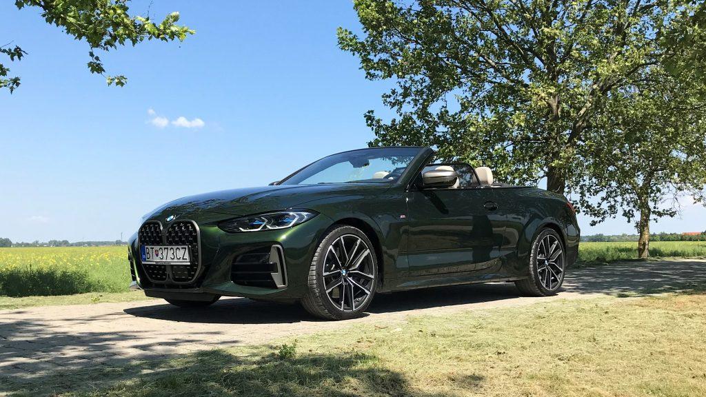 2021 BMW M440i xDrive Cabrio jazda test recenzia