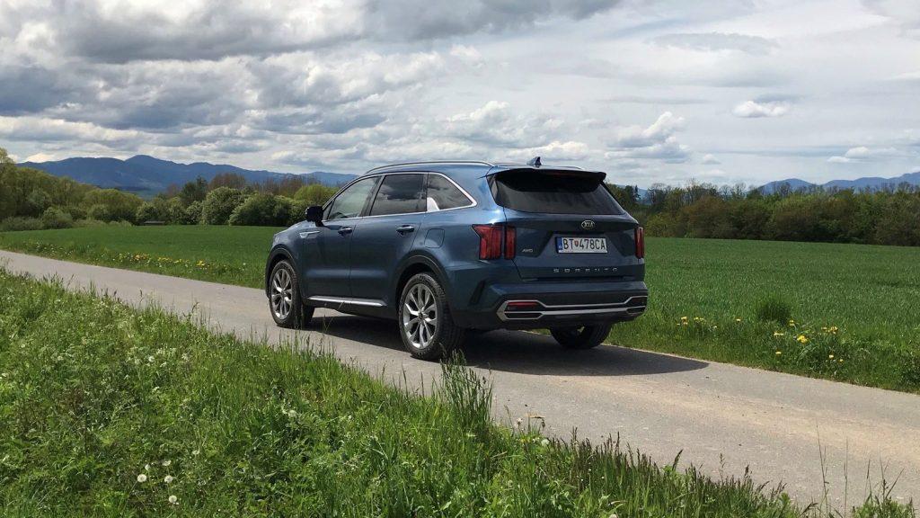 2021 Kia Sorento 2.2 CRDi Platinum test recenzia skúsenosti