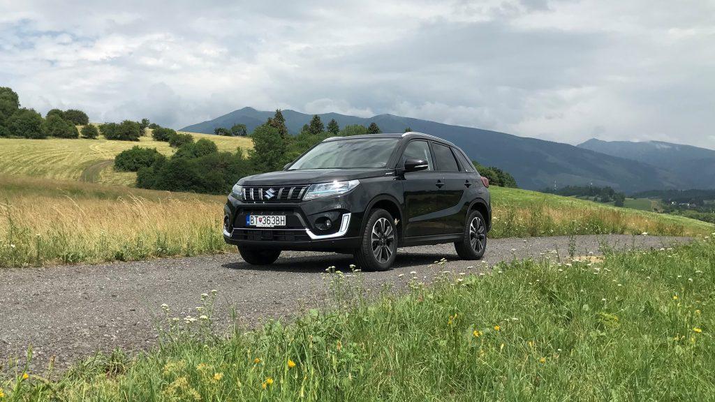 2021 Suzuki Vitara 1,4 Boosterjet Hybrid test recenzia skúsenosti