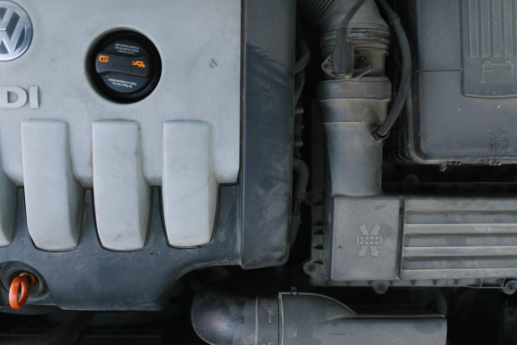 1.9 TDI BXE problémy motor