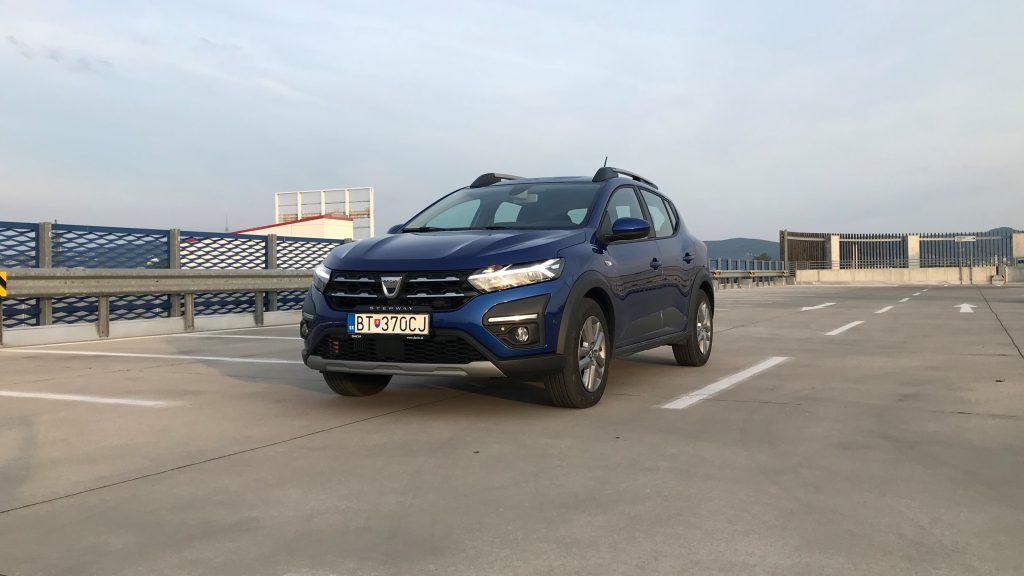 2021 Dacia Sandero Stepway TCe 90 CVT test recenzia skúsenosti