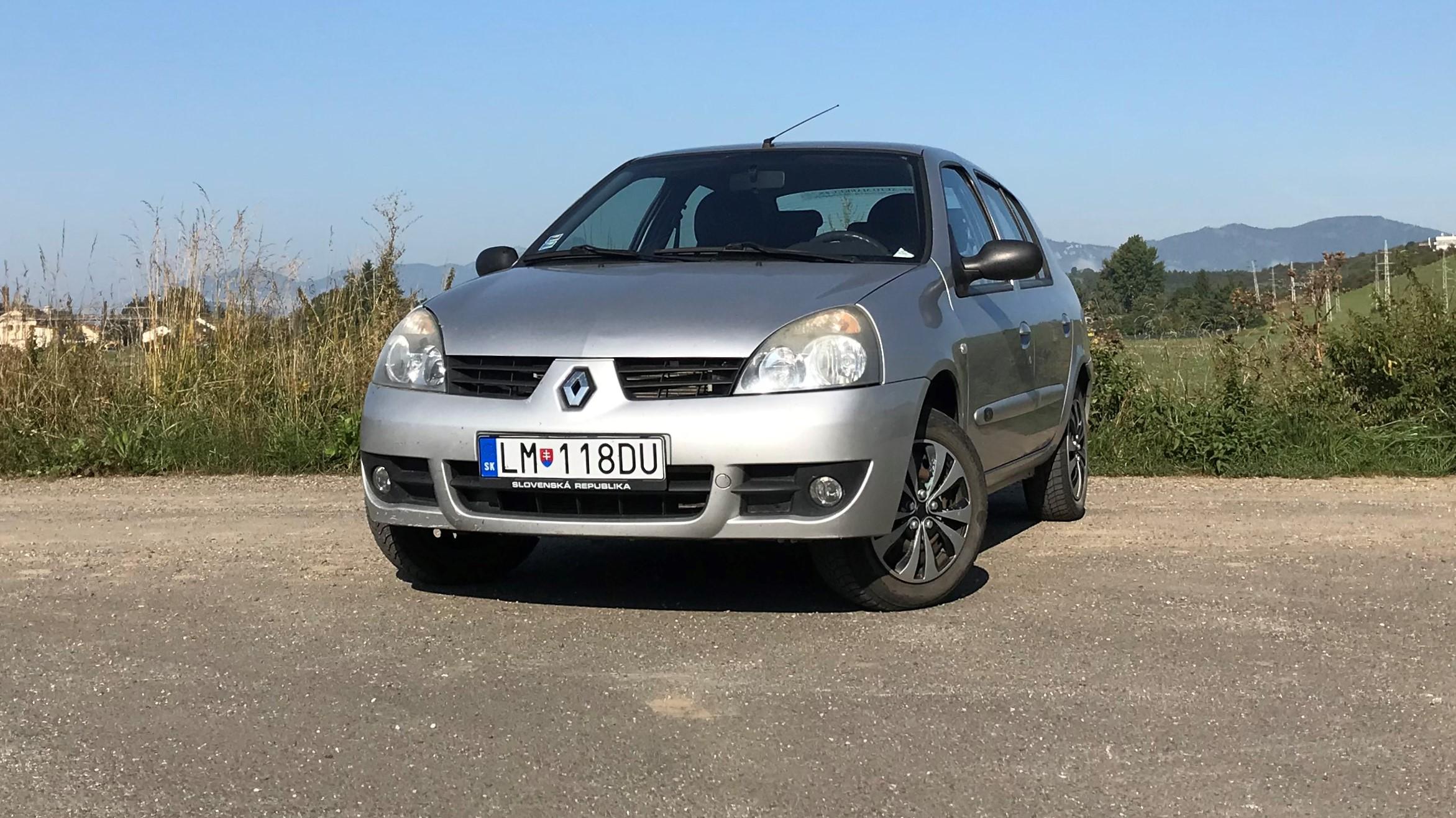 2008 Renault Thalia 1.2 recenzia skúsenosti test